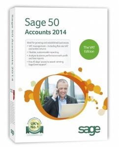 Sage 50 Accounts 2014