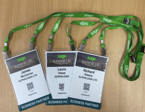 Sage Summit London Passes
