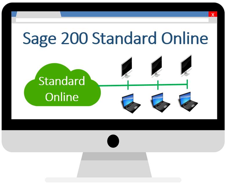 Sage 200 Cost - Standard Online