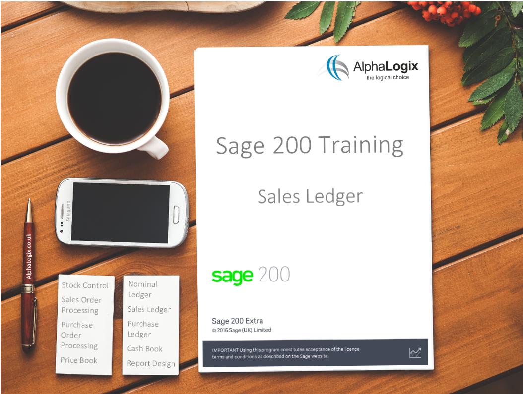 Sage 200 Training docs
