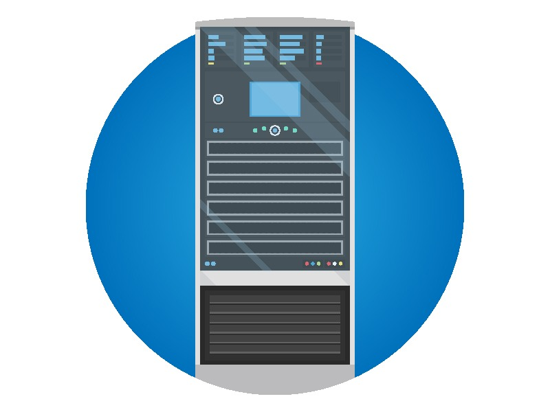 Act CRM system requirements server icon
