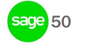 Sage 50 white back