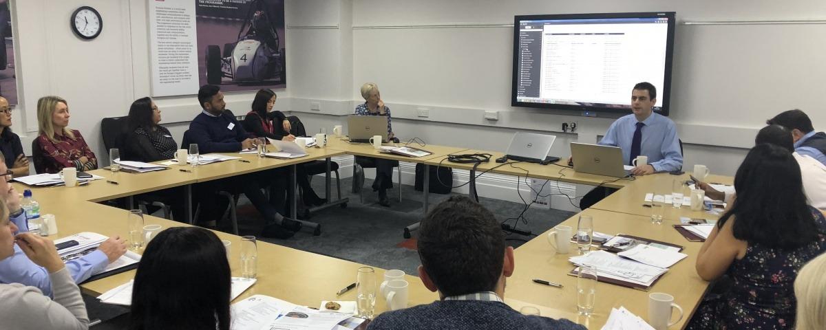 Sage 200c London Workshop