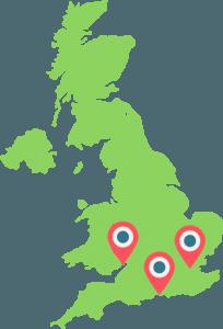 AlphaLogix UK Offices