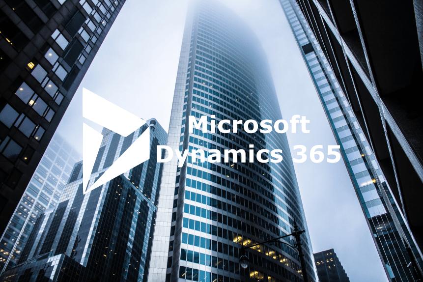 Microsoft CRM dynamics 365 demo image