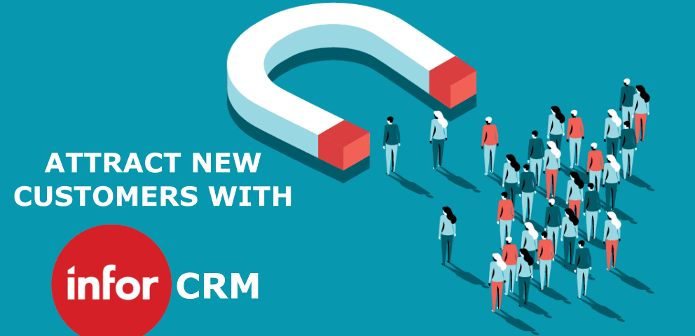 Attract More customers CRM