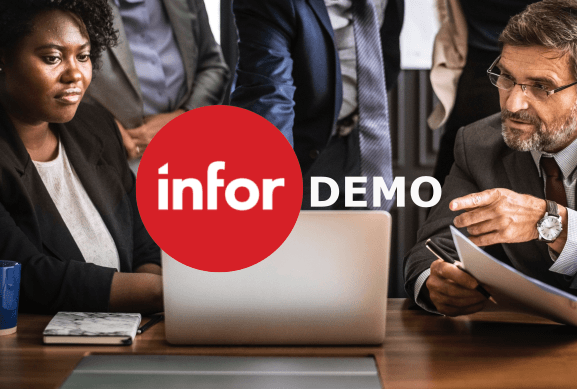 Infor CRM Demo Image