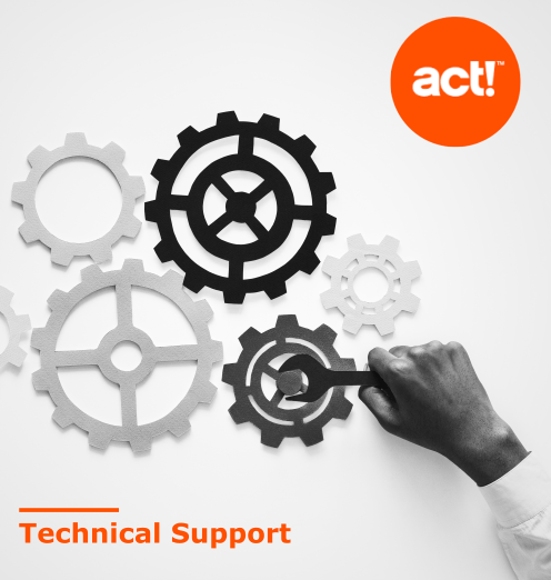 Act CRM upgrade support