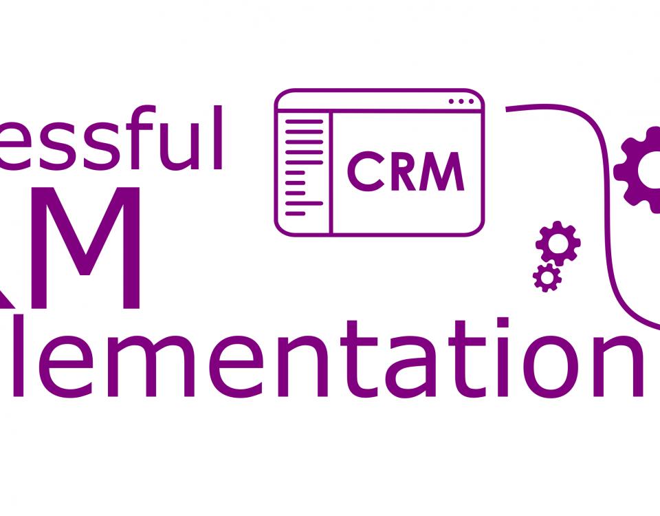 CRM Implementation blog Banner