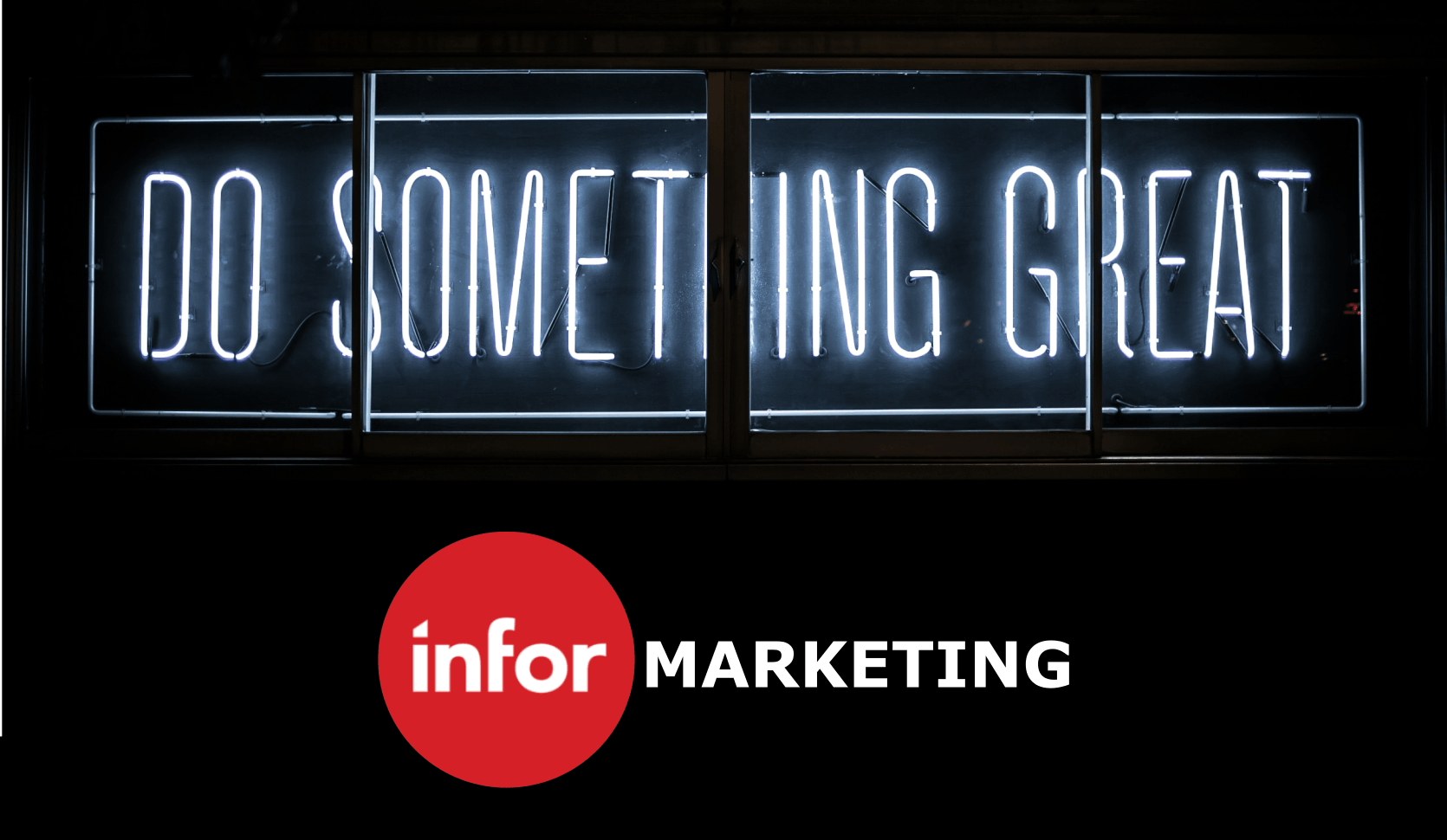 iNFOR mARKETING bANNER