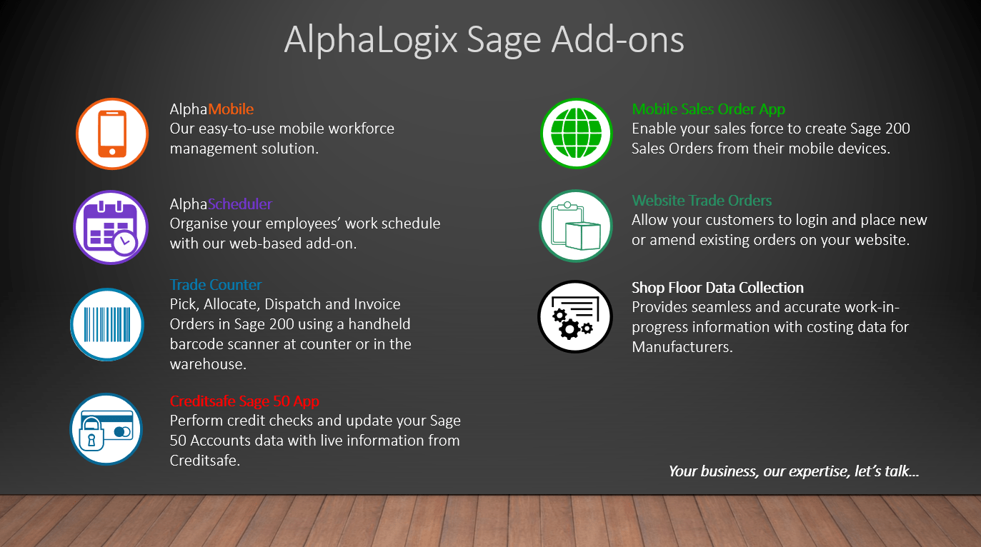 Sage Add-ons