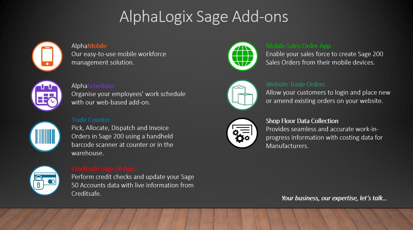 Sage Add-ons