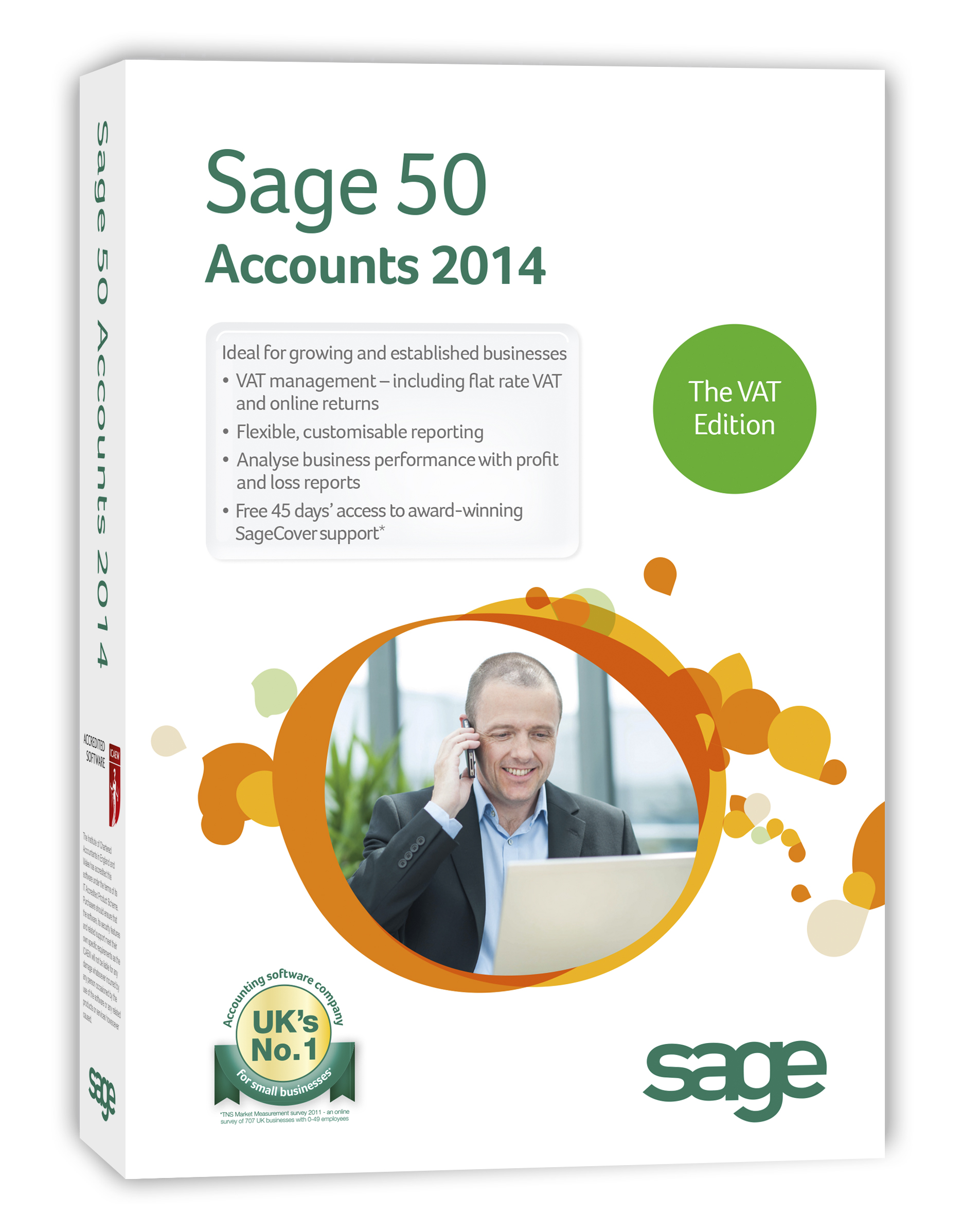 Sage 50 Accounts 2013 Wrap